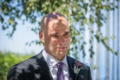 Carl Palladino and Janine Lupo's wedding. Cornerstone Gardens, Napa, California. July 21, 2012.  Photo by Jessica Brandi Lifland