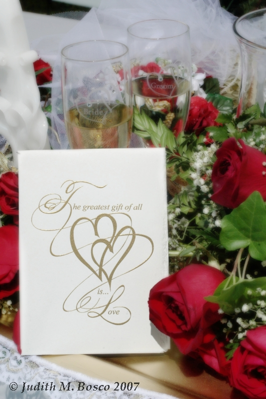 Carl and Linda Youker's Wedding
