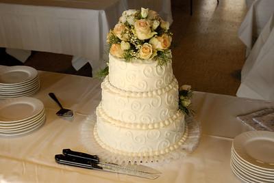 Carla and Todd's wedding