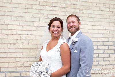 Carla & Jon {wedding day}