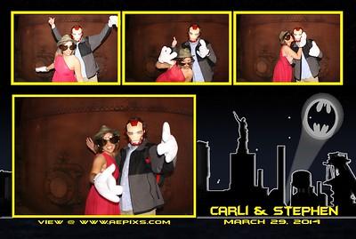 Carli and Stephen
