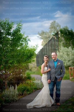 Carlson-Parker Wedding