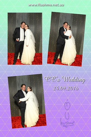 Carly & Cameron's Wedding - 24 September 2016