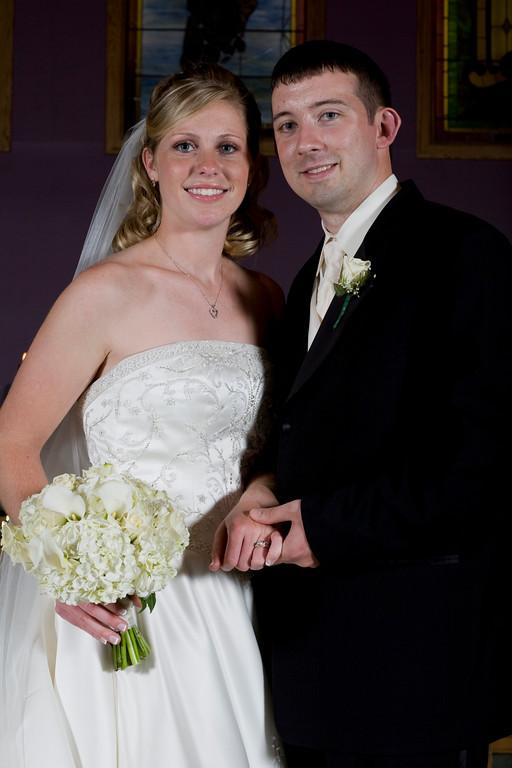 Carly Farrell Wedding