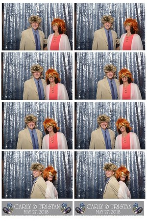 Carly + Tristan Photo Strips
