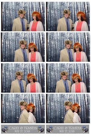 Carly + Tristan Photo Strips