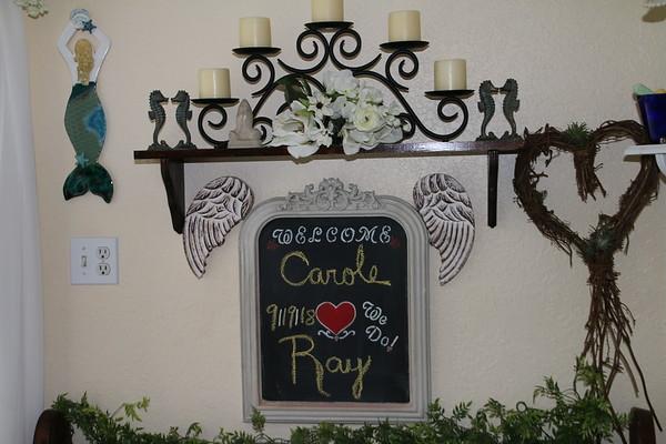 Carole and Ray's Wedding on Cocoa Beach!