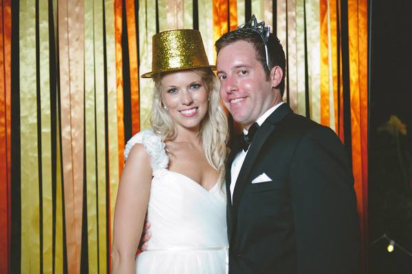 Caroline + Mason {Photobooth}