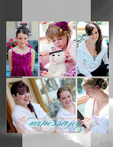 Caroline wedding album layout 007 (Side 13)