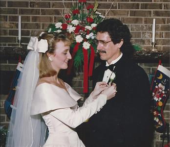 Caroline & Ed