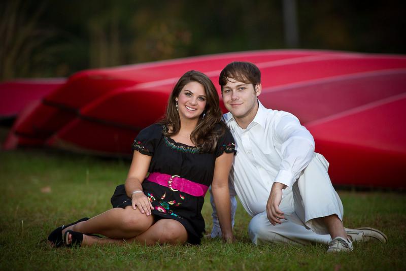 Carrie Keeton and Derek Stephens Engagement Session