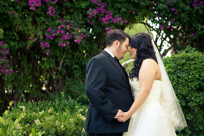 Carrie & Steve | Mission Basilica San Diego