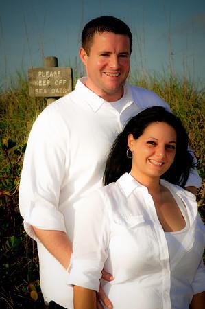 Brett and Nikki engagement