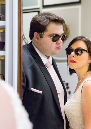 Casey + Scott wedding
