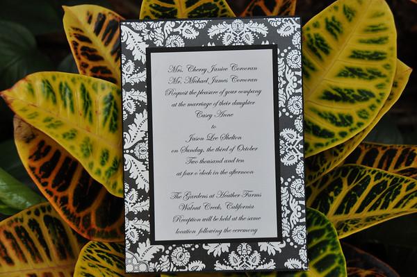 Casey and Jason Rehersal Dinner and Wedding 10/2 10/3/10