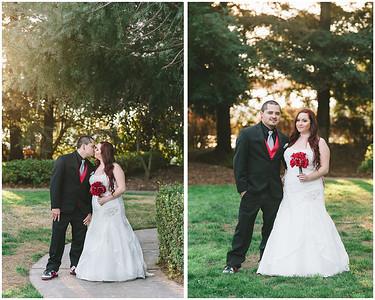 Castrejon Wedding