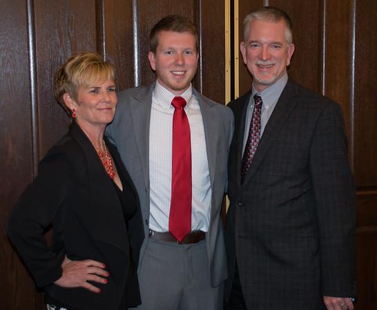 Jeremy's Texas Tech University Ring Ceremony 04.27.15