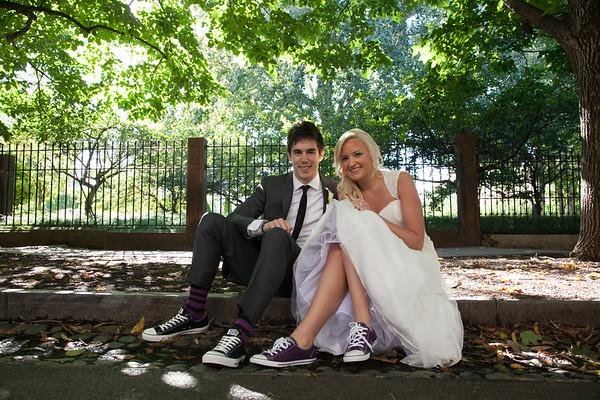 Catherine & Dan's wedding
