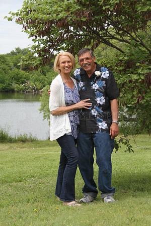 Cathy and Ernie Wedding