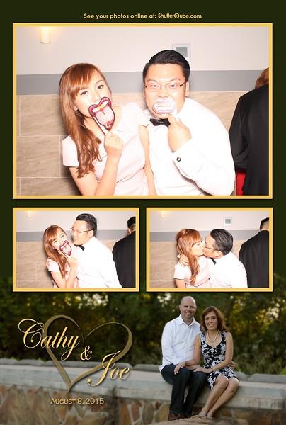 cathy and joe's wedding