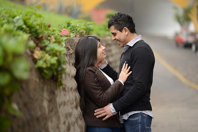 Cathy + Ricardo
