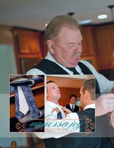 Catrina wedding album layout 010 (Side 19)