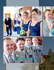 Catrina wedding album layout 013 (Side 25)