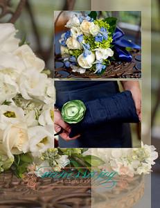 Catrina wedding album layout 003 (Side 6)