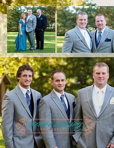 Catrina wedding album layout 011 (Side 21)