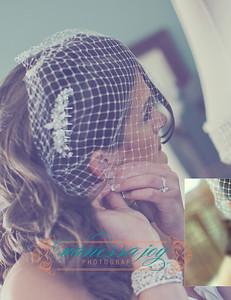 Catrina wedding album layout 006 (Side 11)
