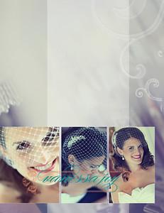 Catrina wedding album layout 006 (Side 12)