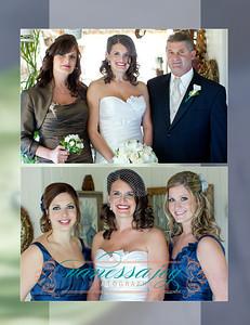 Catrina wedding album layout 008 (Side 15)