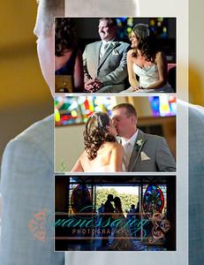 Catrina wedding album layout 019 (Side 38)