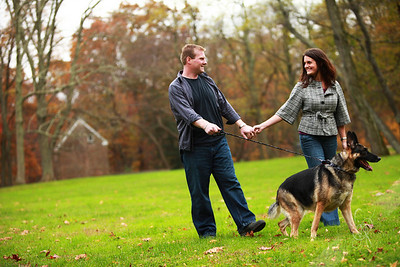 Catrina and Danny's Engagement Session