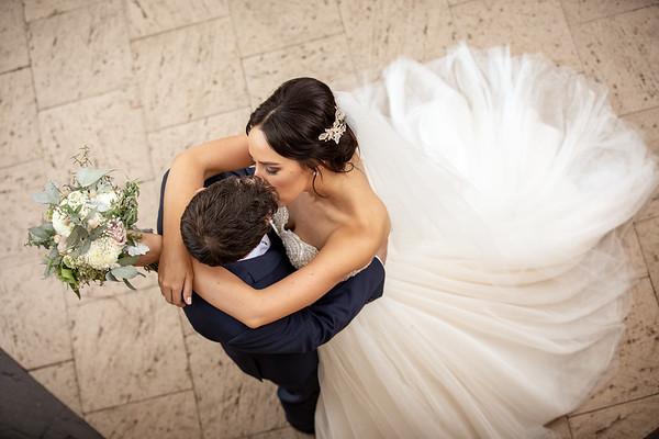 Andrea + Clayton's Wedding