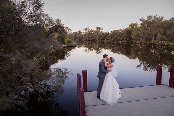Chantelle + Kyle's Wedding