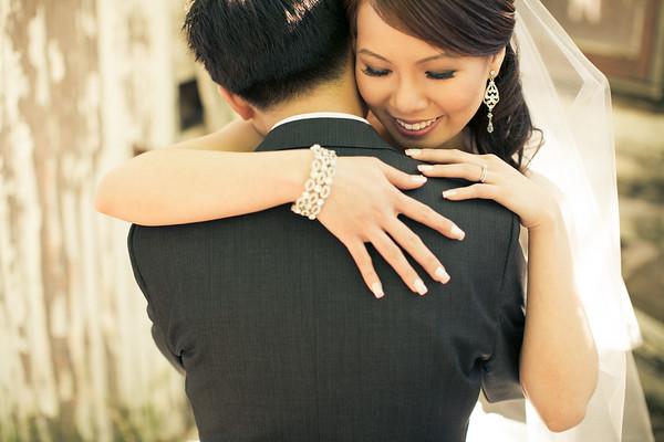 Christine + Eric's Wedding