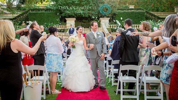 Dave + Jess' Wedding