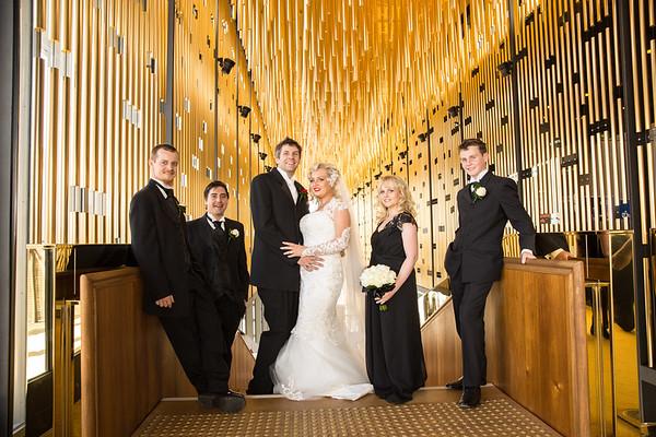 Katie + Kirk's Wedding