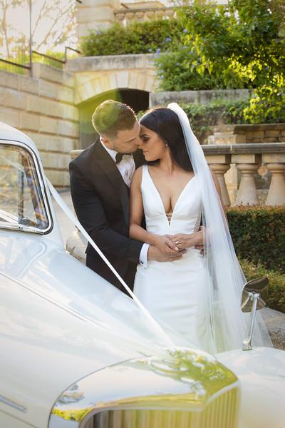 Renee + Goran's Wedding