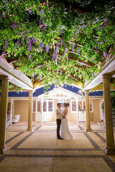 Rhys + Hayley's Wedding