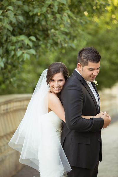 Taryn + Claude's Wedding