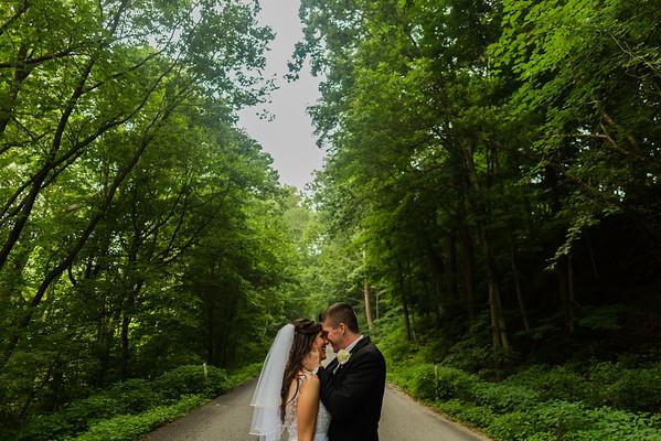 Celeste & Dylan | 2015.07.25 | Crawfordsville, IN | Chris