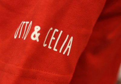 Celia and Otto