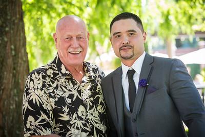 Ran and Robert Ellis Wedding Proofs