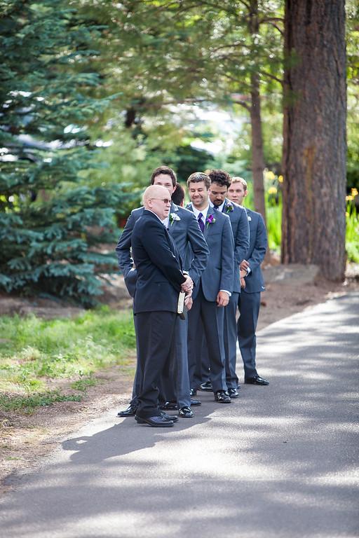 Chad and Bethany de Alva Wedding - Ceremony