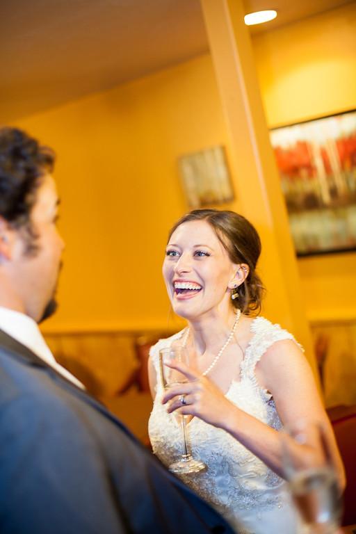 Chad and Bethany de Alva Wedding - Reception