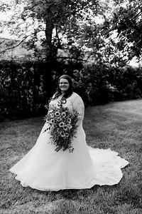 01292©ADHPhotography2020--ChanceKellyHayden--Wedding--AUGUST1bw