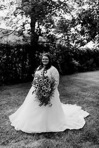 01288©ADHPhotography2020--ChanceKellyHayden--Wedding--AUGUST1bw