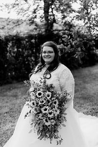 01294©ADHPhotography2020--ChanceKellyHayden--Wedding--AUGUST1bw
